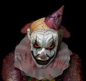 Клоун ужаса Стоковая Фотография RF
