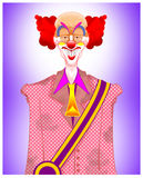 Клоун для президента Стоковое фото RF