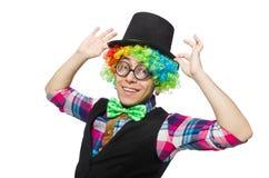 Клоун Стоковые Изображения