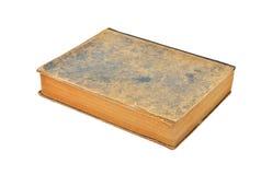 Клочковатая античная книга Стоковые Изображения