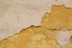 Клочковатая стена Стоковое Фото