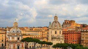 К Риму с влюбленностью стоковые изображения