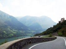 К северу от Италии Стоковое Изображение