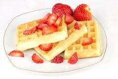 Waffle Стоковые Изображения RF