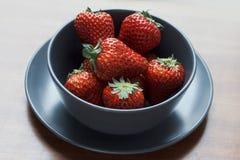 Клубника сладостная и очень вкусная Стоковые Фотографии RF