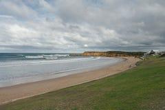 Клуб на пляже Торки Стоковая Фотография