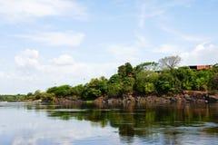Клуб перспективы Punta стоковое фото