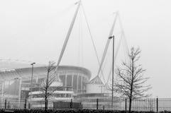 Клуб футбола Manchester City Стоковые Изображения