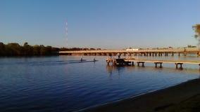 Клуб Bayswater Paddlesports Стоковое Фото
