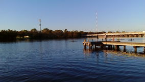 Клуб Bayswater Paddlesports Стоковое Изображение RF