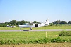 Клуб Skydiving токио Стоковая Фотография RF