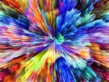 К цветам цифров Стоковые Изображения