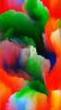 К цветам цифров Стоковое Фото