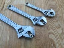 3 ключа Стоковая Фотография RF