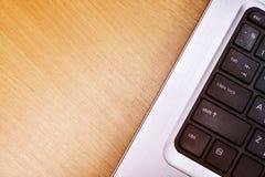 Ключевая доска тетради Стоковая Фотография RF