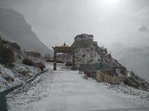 Ключевой монастырь Стоковое Фото