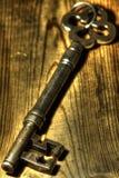 Ключевой старый e Стоковое Изображение