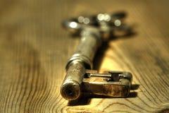 Ключевой старый g Стоковая Фотография RF