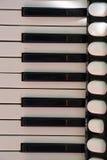 Ключи аккордеона Стоковые Изображения