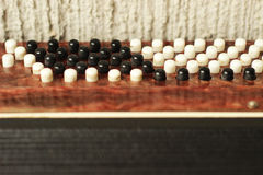 Ключи губной гармоники Стоковая Фотография