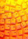 Ключи компьютера Стоковые Фото