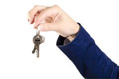 Ключи от дома Стоковые Изображения