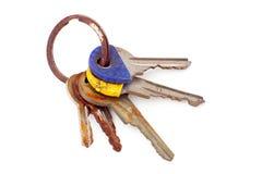 Ключи узнанные стоковое фото rf