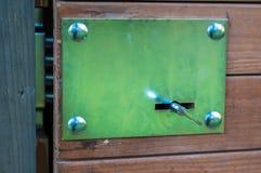 Ключ амбара Стоковое Изображение