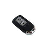ключ изолированный автомобилем Стоковое Изображение RF