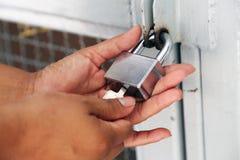 Ключ для всех замков Стоковые Фотографии RF