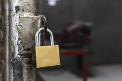 Ключ для всех замков Стоковое Фото