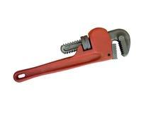 Ключ для труб Стоковое Фото