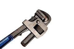 Ключ для труб Стоковые Фото