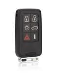 Ключ remote автомобиля Стоковые Фотографии RF