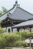 К-ji (восточный висок) буддийский висок секты Shingon внутри Стоковые Фото