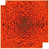 Лабиринт Стоковые Изображения RF