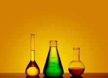 Лаборатории жизнь все еще Стоковое Изображение RF