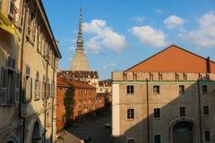 Лаборатория изобразительных искусств Cavallerizza Reale летом Турин, Италия стоковые фотографии rf