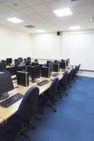 Лаборатория компьютера Стоковая Фотография