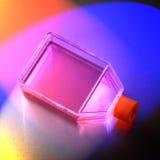 лаборатория склянки Стоковые Фото