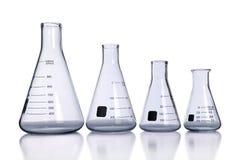 лаборатория склянок Стоковая Фотография RF