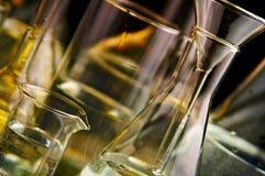 лаборатория склянок Стоковые Фотографии RF