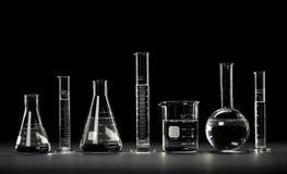 лаборатория стеклоизделия Стоковые Фото