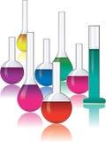 лаборатория стеклоизделия бесплатная иллюстрация