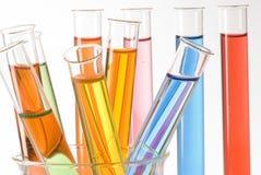 лаборатория стеклоизделия Стоковое Фото