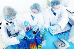 лаборатория Стоковая Фотография RF