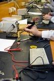 лаборатория Стоковые Изображения RF