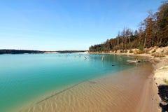 лаванда озера Стоковые Изображения