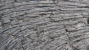 Лава Pahoehoe Стоковое Изображение RF