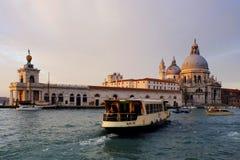 Лагуна Венеции Стоковые Изображения RF